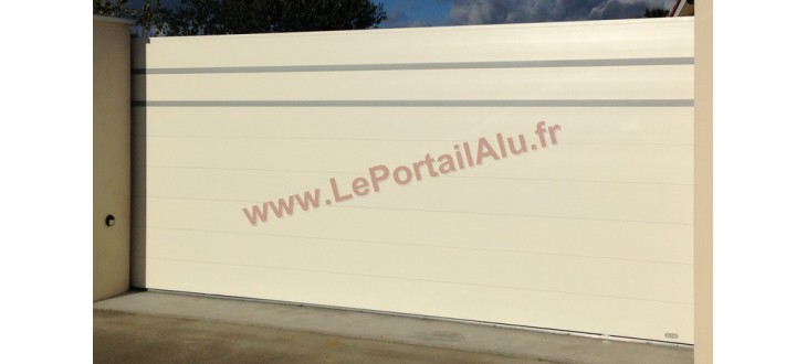Portail Alu Coulissant