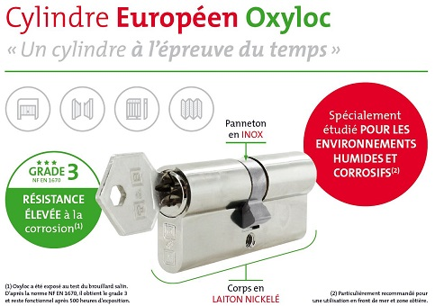 cylindre inox